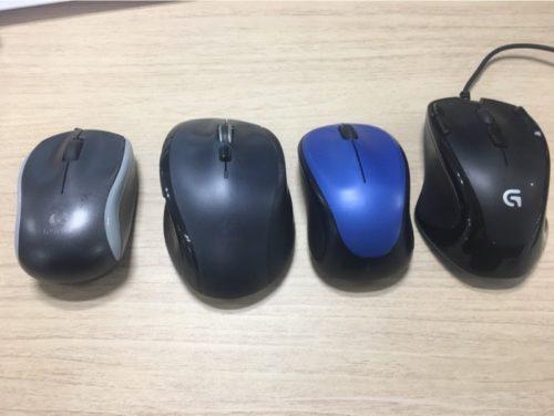 会社で使っているロジクールマウス