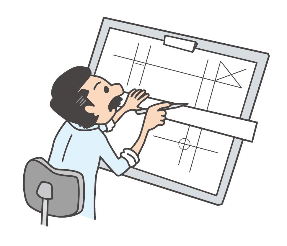 設計者の画像