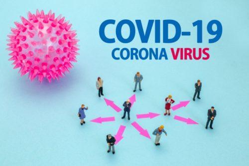 新型コロナウイルス感染拡大