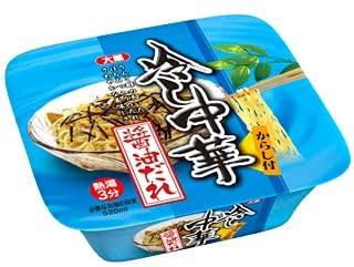 カップ麺 冷し中華