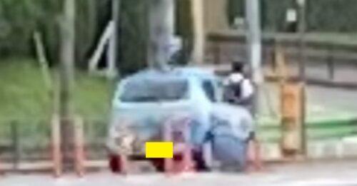 グーグルのストリートビュー撮影車